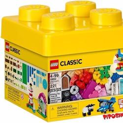 10692 LEGO® Creative Bricks - Hộp LEGO tự do sáng tạo size nhỏ