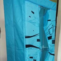 Tủ sấy quần áo đa năng Holtashi 2015- 1 điều khiển thẳng BH 2 năm