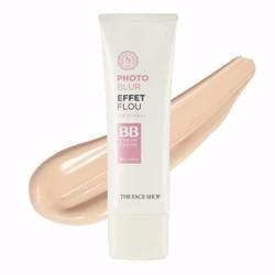 Kem BB The FaceShop Cream Photo Blur