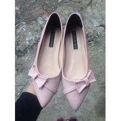 Giày mũi nhọn Dolly Polly