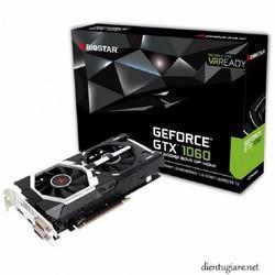 Card màn hình Biostar GeForce GTX1060 6GB DDR5 192BIT VN1065XP69