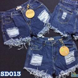 Quần short jean big size 30-31-32
