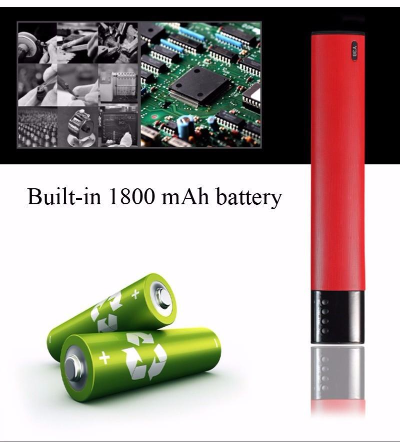 Loa Bluetooth công suất 10w, Stereo 3D Âm Thanh vòm Soundbar 6