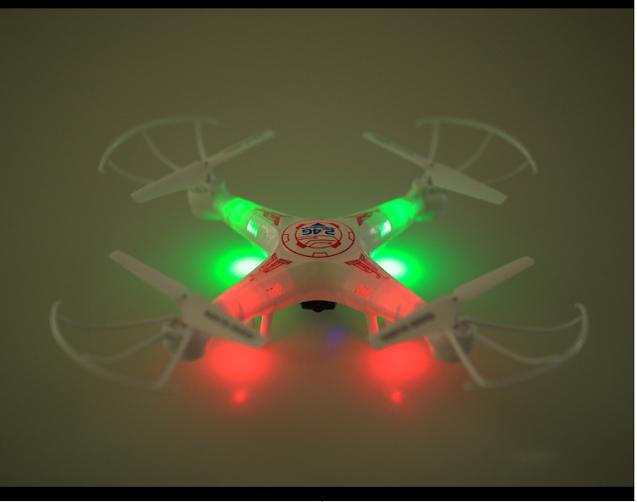 Máy bay điều khiển camera wifi 4 cánh UFO 5