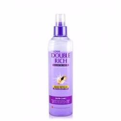 Nước xịt dưỡng tóc mềm mượt Double Rich 250 ml