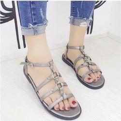 giày sandal quai chu T
