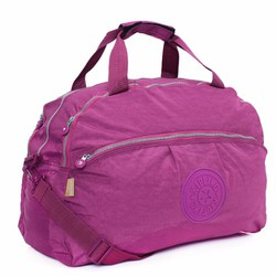 Túi xách du lịch Kipling loại lớn - màu tím