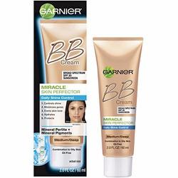 Kem nền Garnier BB Cream Miracle Skin Perfector - Light Medium, 60ml