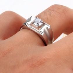 Nhẫn kim cương đẹp