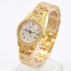 Đồng hồ nữ sang trọng cao cấp đính đá