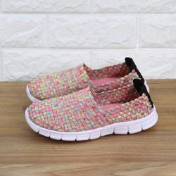 Giày nữ Slipon thể thao xuất khẩu