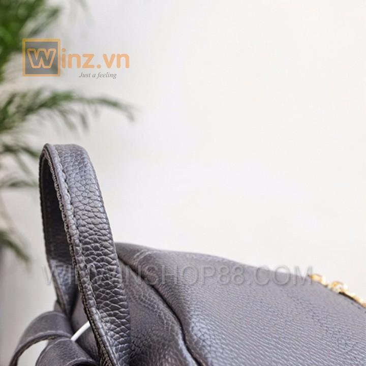 Balo da thời trang cao cấp BL219 Xám cung cấp bởi Winwinshop88 4