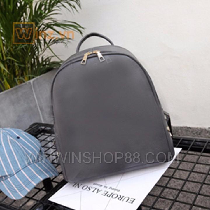 Balo da thời trang cao cấp BL219 Xám cung cấp bởi Winwinshop88 3