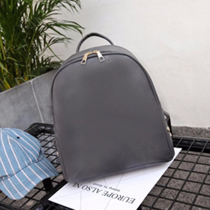 Balo da thời trang cao cấp BL219 Xám cung cấp bởi Winwinshop88 2