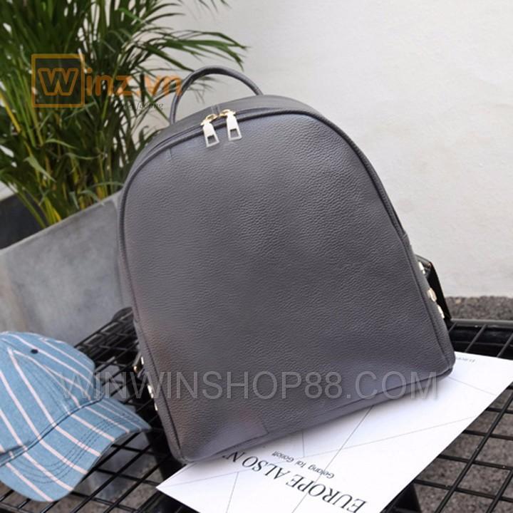 Balo da thời trang cao cấp BL219 Xám cung cấp bởi Winwinshop88 7