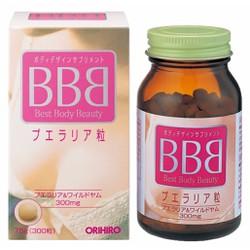 Viên uống nở ngực BBB Orihoro 300 viên