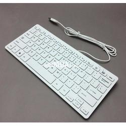 Bàn Phím Apple Mini K1000 Nhỏ Gọn