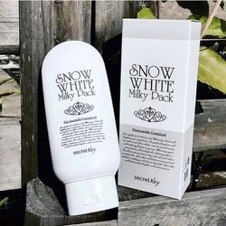 Kem tắm trắng mặt và toàn thân Snow White
