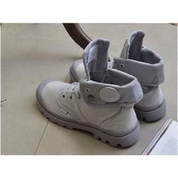 Giày vải nam boot cổ cao