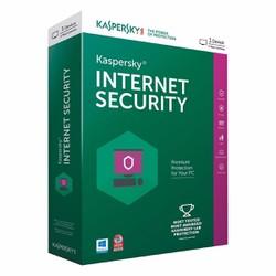 Phần mềm diệt virus Kaspersky Internet Security 2017 1PC 1năm