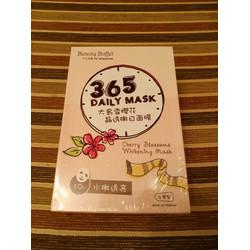 Mặt nạ dưỡng trắng da Cherry Blossoms Whitening 365 Daily Mask MN13