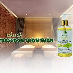 Dầu Massage Body Sả 300ml
