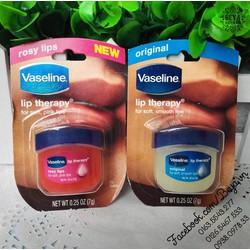 Sáp dưỡng và trị thâm môi vaseline