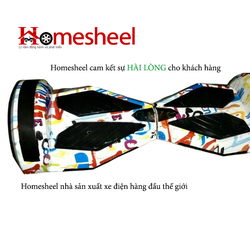 HOMESHEEL X8-DM USA