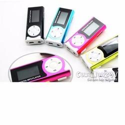 MÁY MP3 SHUFFLE LCD + LOA NGOÀI