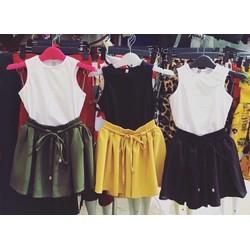 quần giả váy đẹp