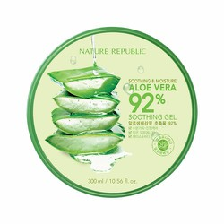 Gel nha đam lô hội Aloe Vera 92 dưỡng mềm mịn