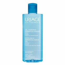 Gel làm sạch cho da mặt, cơ thể Surgras Dermatologique - Uriage
