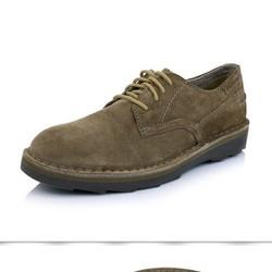 Giày tây nam chất liệu da lộn, mạnh mẽ ,cổ điển