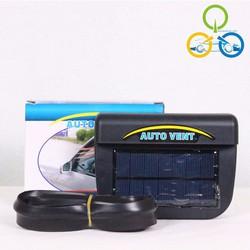 Quạt thổi khí nóng năng lượng mặt trời Auto Cool