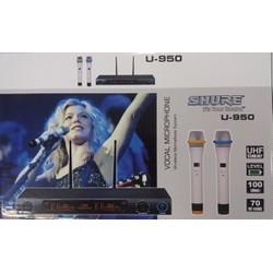 Micro không dây Shure U950