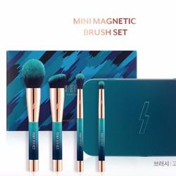 Bộ cọ Pony Effect Mini Magnetic Brush Set 4 cây