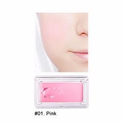 Phấn má Bbia Downy Cheek – #01Downy Pink màu hồng sữa