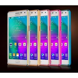 Ốp viền nhôm Galaxy E7 sang trọng