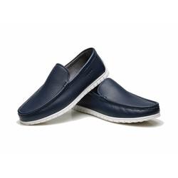 giày nam da mềm đế chống trơn phong cách công sở đi chơi NEW