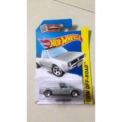 Mô hình xe Hotwheels - HW Race - Volkswagen Caddy