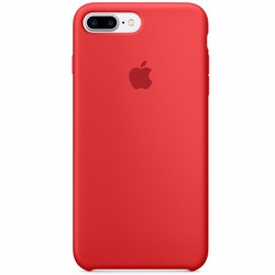 Ốp lưng Silicone Case cho iPhone 7 Plus - PRODUCT RED