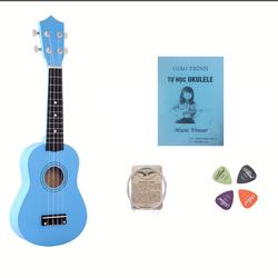 Đàn ukulele xanh dương