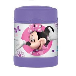 Hộp giữ nhiệt đựng thức ăn Thermos Mickey 290 ml -Tím