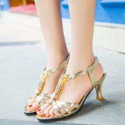 Giay cao gót nữ thời trang, kiểu dáng màu sắc hiện đại -G11418025