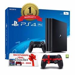 MÁY CHƠI GAME  PS4 PRO 1TB CHÍNH HÃNG