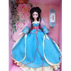búp bê tiên nữ tặng 2 váy dạ hội