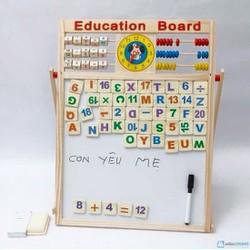 bảng tính cho bé vừa học vừa chơi