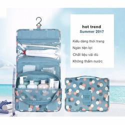 Túi đựng mỹ phẩm tiện dụng đi du lịch
