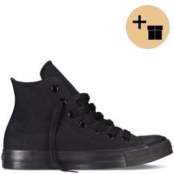 Giày Sneaker Full Đen Cổ Cao F1- Nam