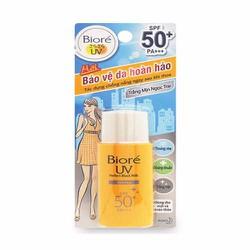 Sữa chống nắng bảo vệ da trắng mịn ngọc trai Biore SPF50+
